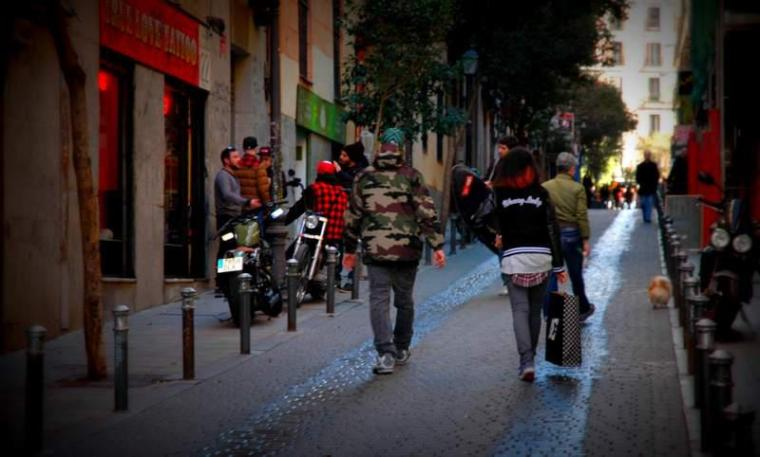 Calle Velarde, Malasaña