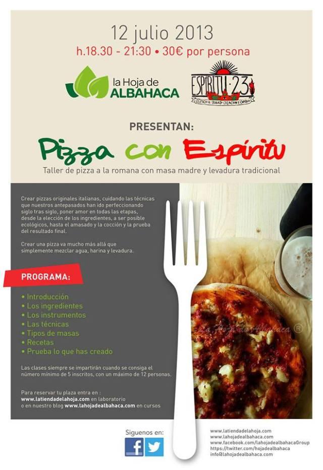 Pizza con Espiritu, Malasaña