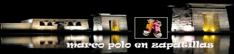 Marco Polo en Zapatillas cabecera
