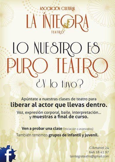 La Íntegra Teatro