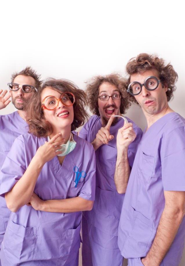Doctores de la Impro