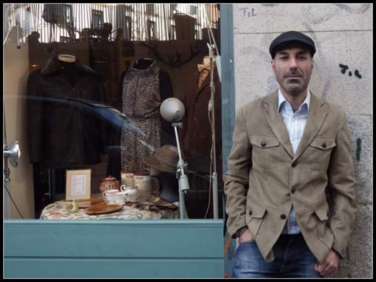 Pedro Cuadrado. La Cierva Vintage.
