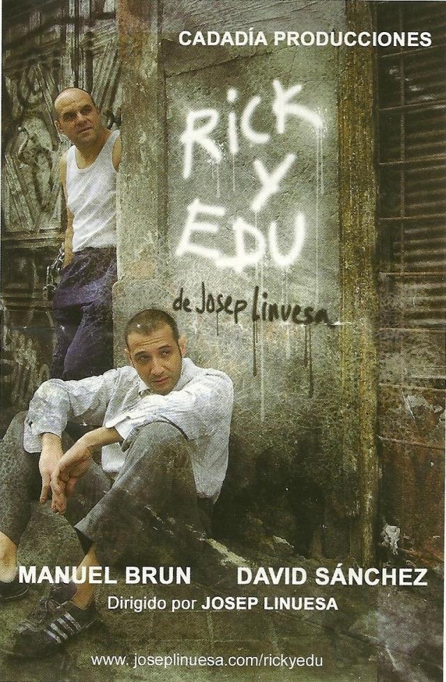 Rick y Edu Teatro