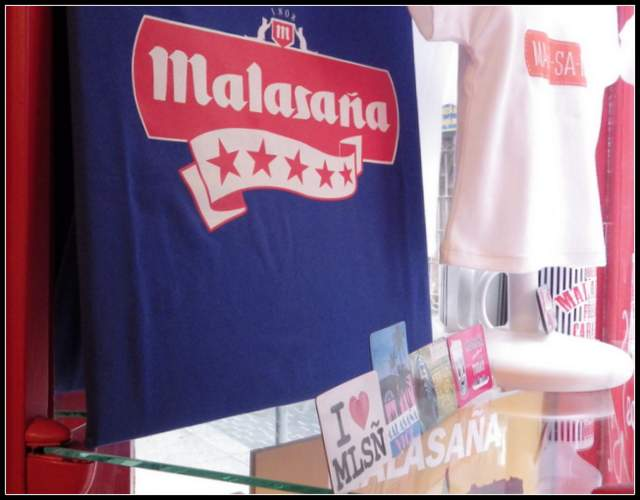 """""""Barrio Malasaña"""". Fotografía: Adriana Alcol"""