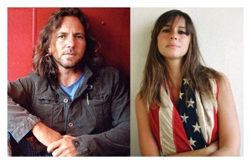 Cat Power y Eddie Vedder