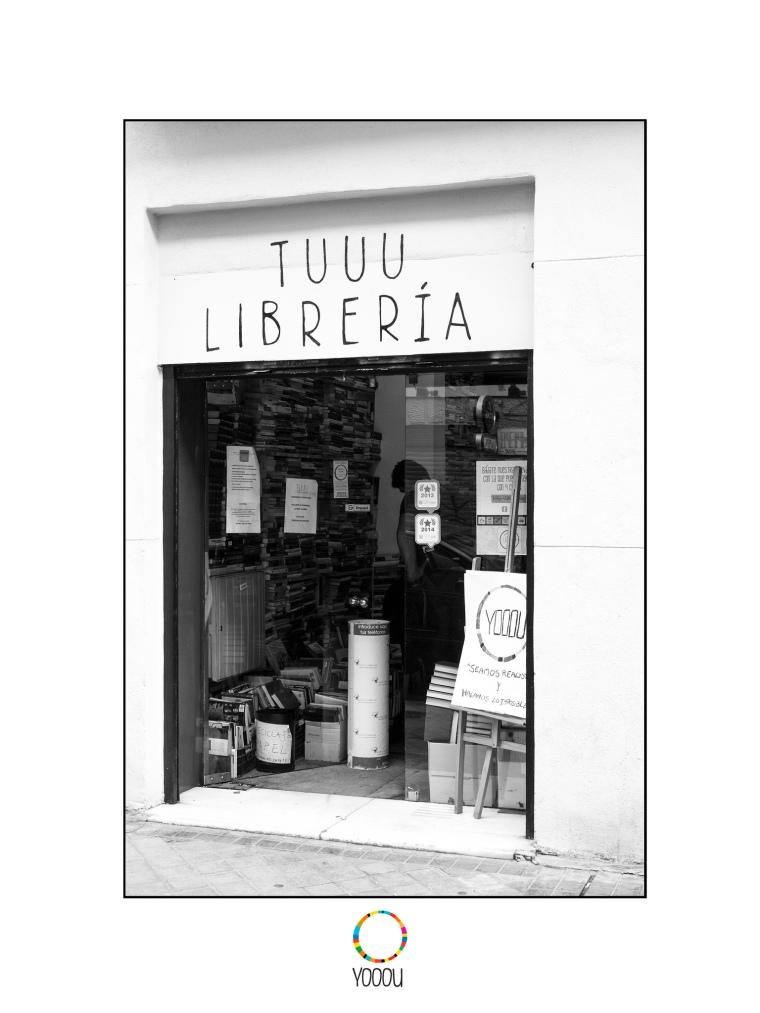 TuuuLibrería Madrid