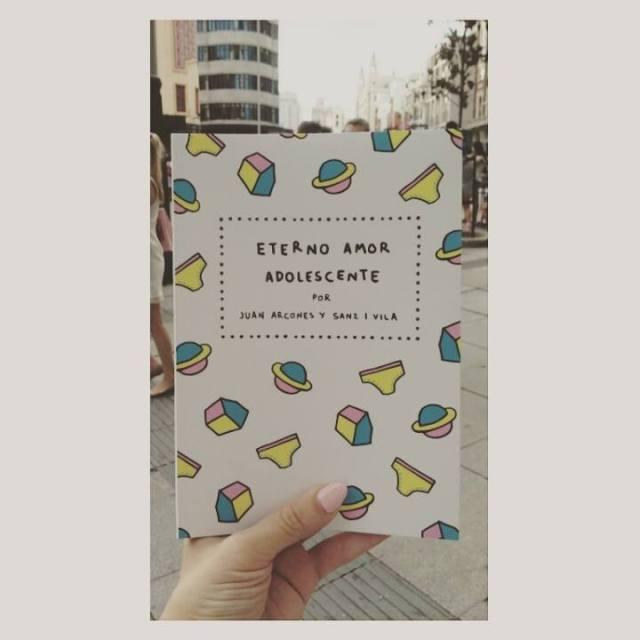 Eterno amor adolescente, por Juan Arcones y Sanz I Vila