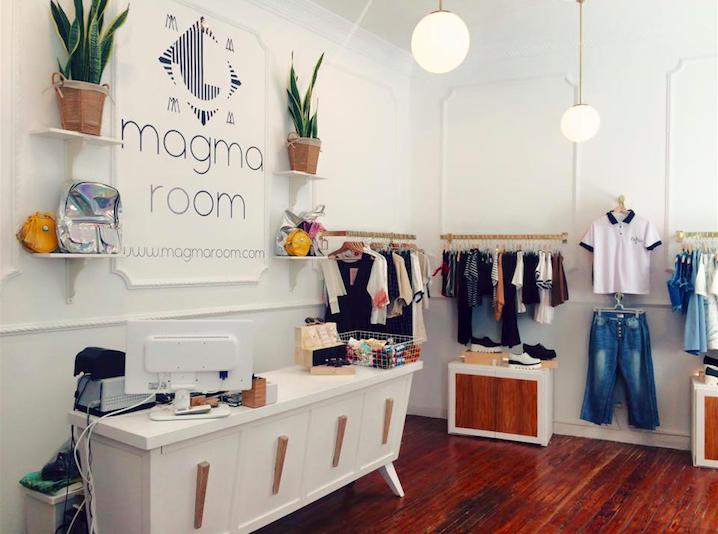 Magma Room, en la Calle Pez (Malasaña)