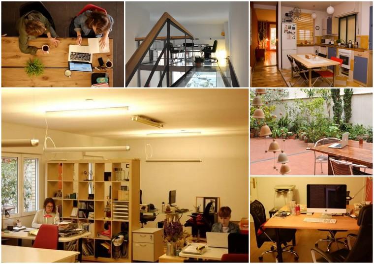 El Patio Coworking, Malasaña (Madrid)