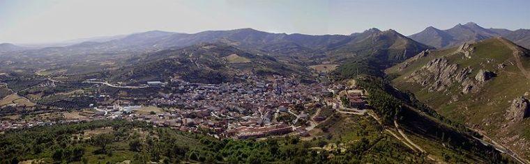 Cañamero, Cáceres
