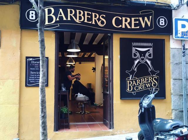 Barbers Crew, Malasaña