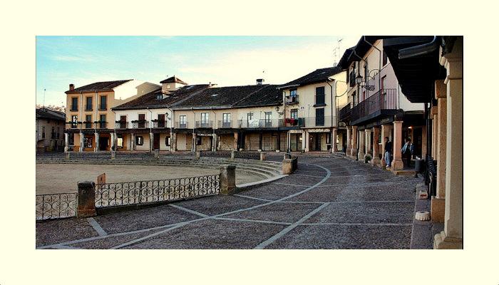 Riaza. Fotografía: www.casasruralessegovia.com