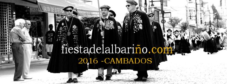 Fiesta del Albariño, Cambados (Pontevedra)