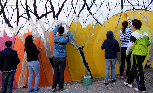 Street Art Project Madrid