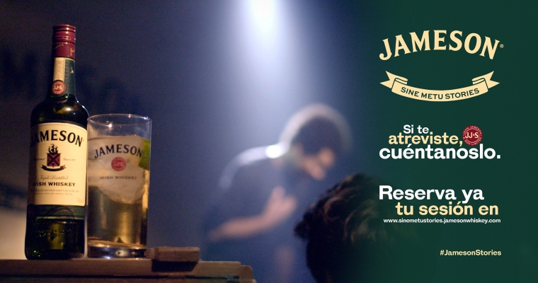 Story Slams de Jameson, Madrid