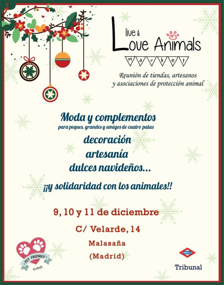 Live & Love Animals Market