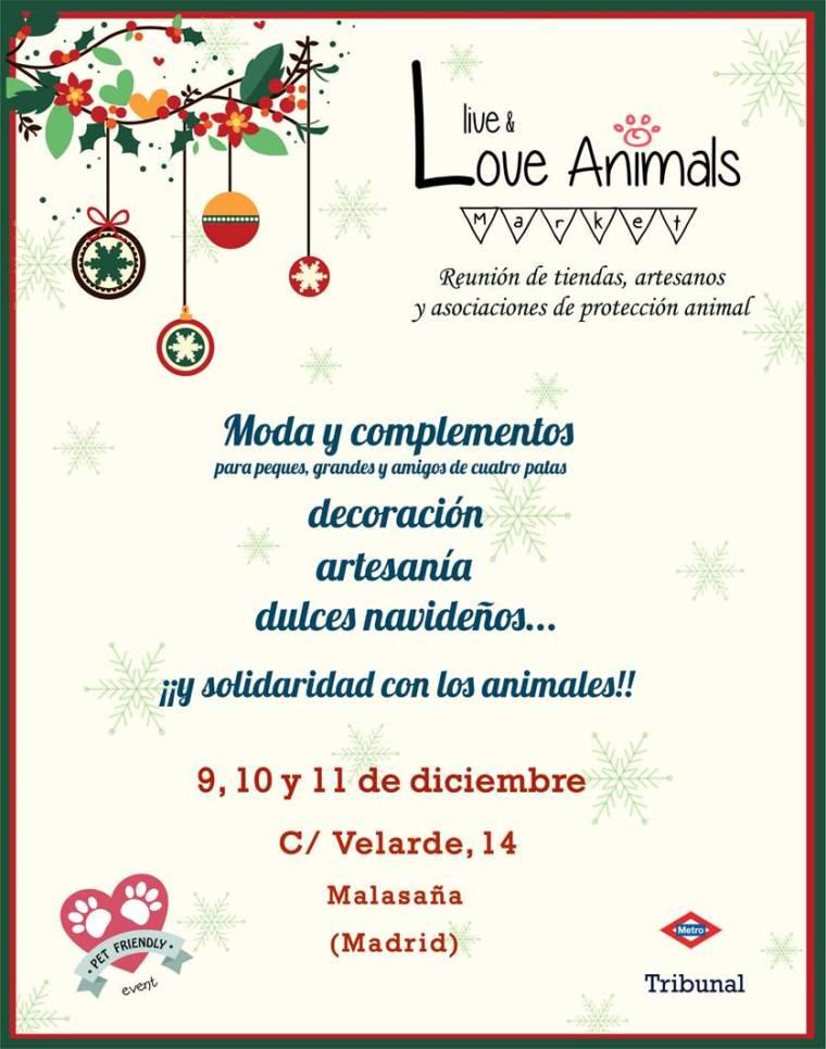 Live & Love Animals Market