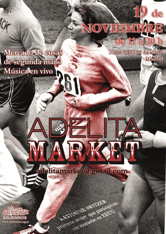 Adelita Market, Malasaña.