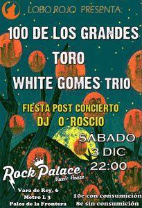 White Gomes Trio