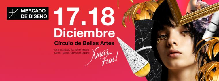 Mercado de Diseño Círculo de Bellas Artes