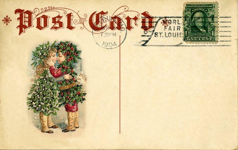 Postal Navidad. Fotografía: www.blog.casavintage.es