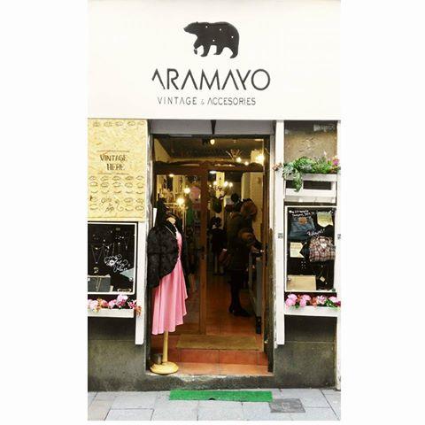 Aramayo Vintage, calle Hernán Cortés