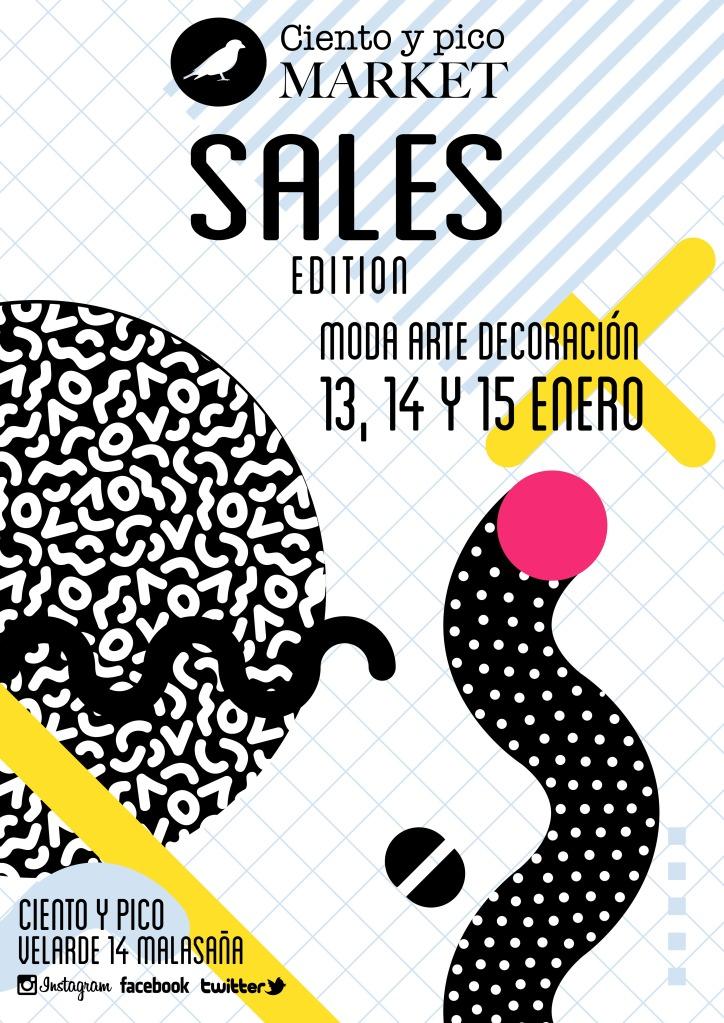 Ciento y Pico Market, Edición Rebajas
