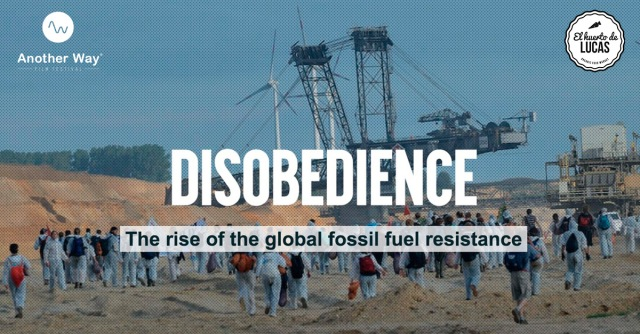 Documental Disobedience en El Huerto de Lucas