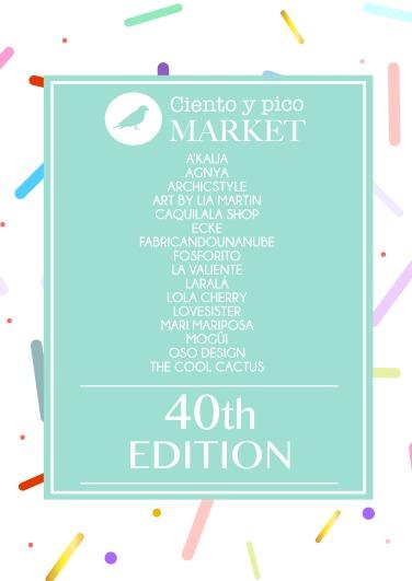 Participantes 40th Edition
