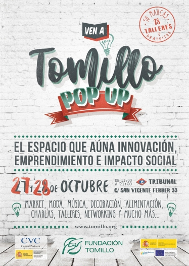 TOMILLO POP UP