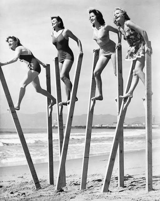 vintage-funny-beach