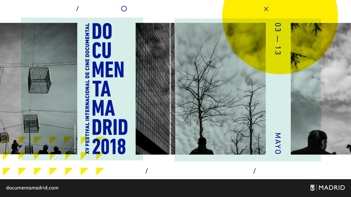 DEL 3 AL 13 DE MAYO, DOCUMENTAMADRID 2018 VA A LOS BARRIOS