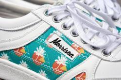 Ron Barceló Desalia - zapatillas Morrison Maxi Iglesias (1)