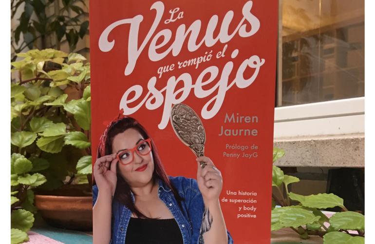 La Venus que rompió el espejo