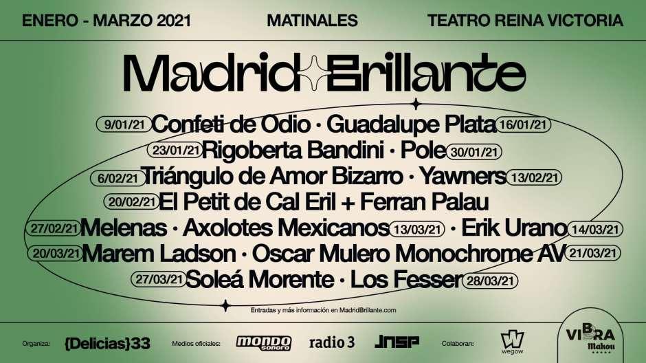 Madrid Brillante, Vibra Mahou
